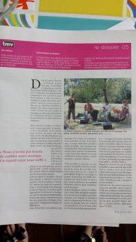 Philomèle - Dossier TMV juin 2014